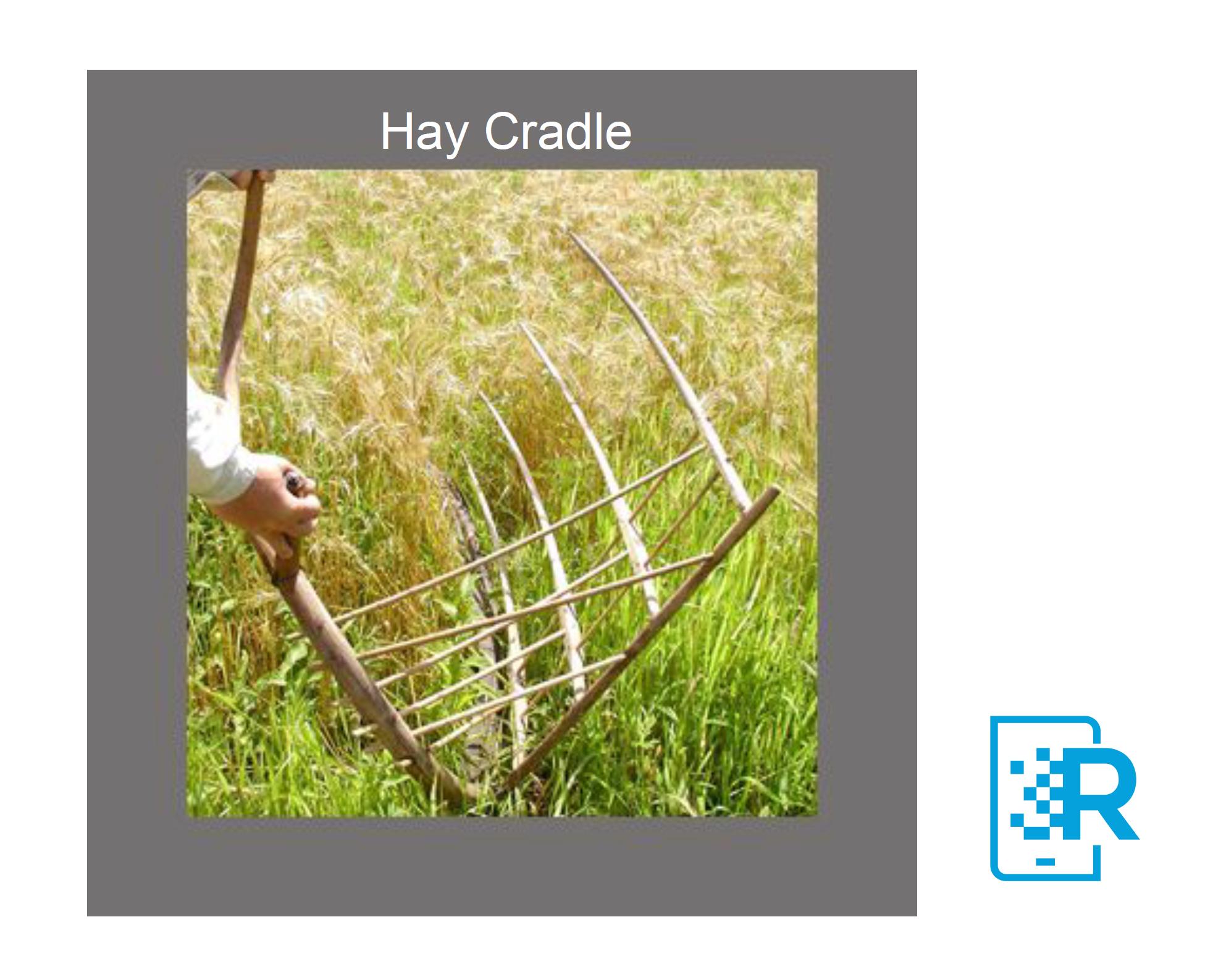 Hay Cradle