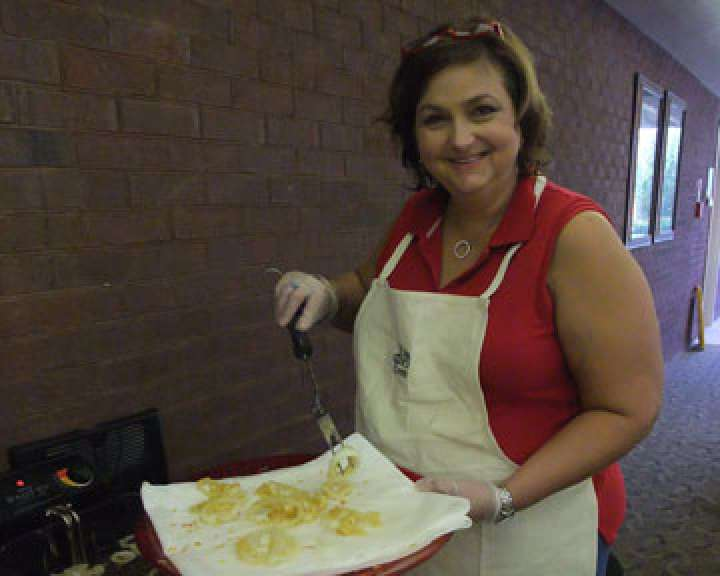 Vidalia, Georgia Onion Ring Contest Winner, 2009
