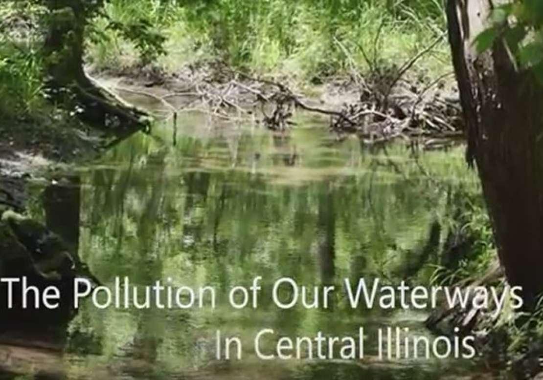 Screenshot from Mahomet, Illinois student video