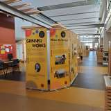 Grinnell Works installation at Grinnell College, Iowa
