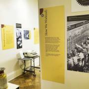 Starter Kit Work exhibition developed by Hart-Cluett Museum in Troy, NY