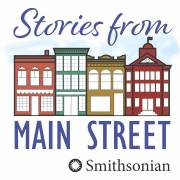 Stories from Main Street podcast logo