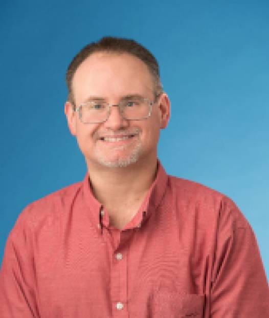 Portrait of Robbie Davis