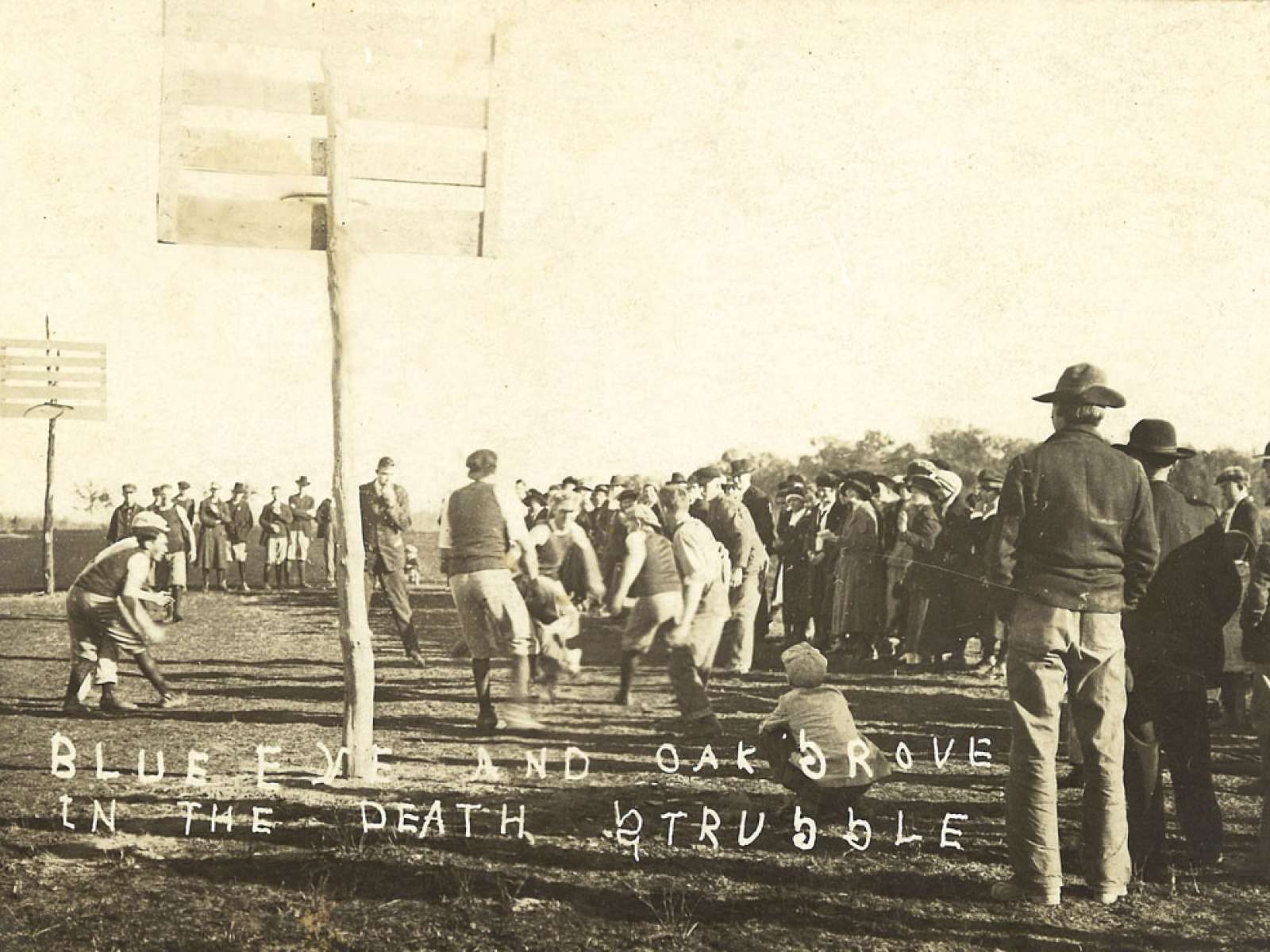 Blue Eye, Arkansas - 1916