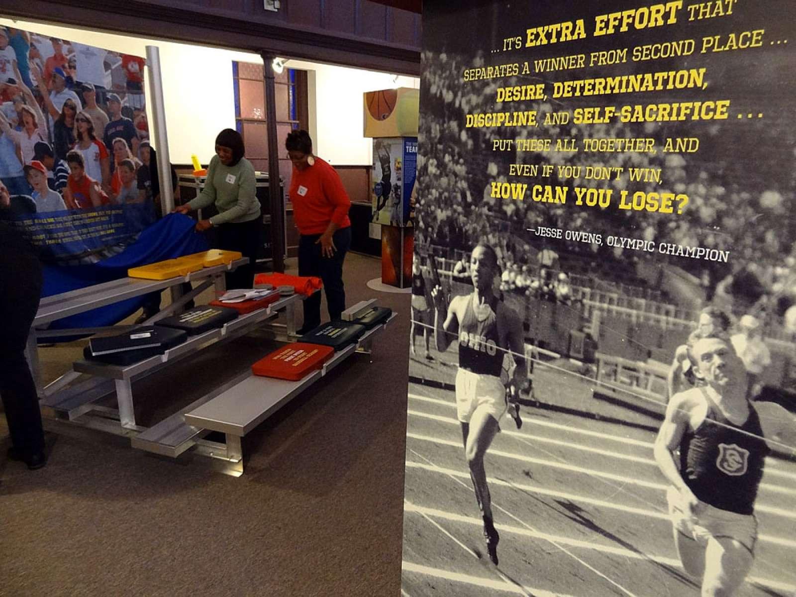 runners - Banneker-Douglass Museum, Maryland, 2015
