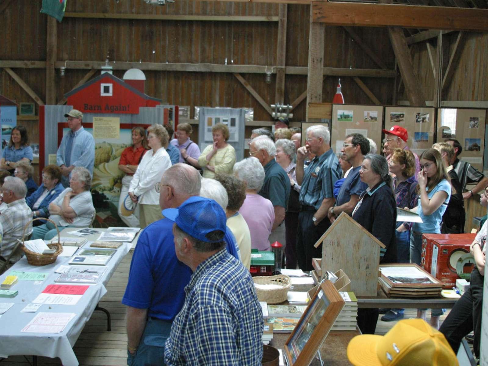Barn Again Blancharville, Wisconsin Barn Memories