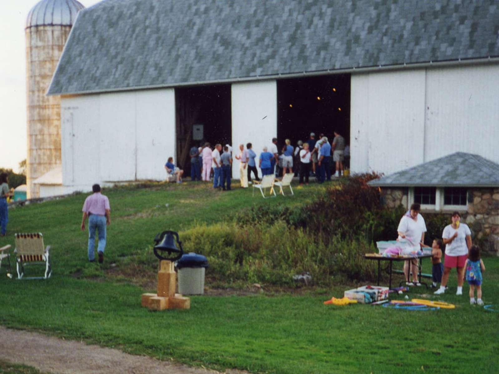 Barn Again Charlotte, Michigan Barn Gathering