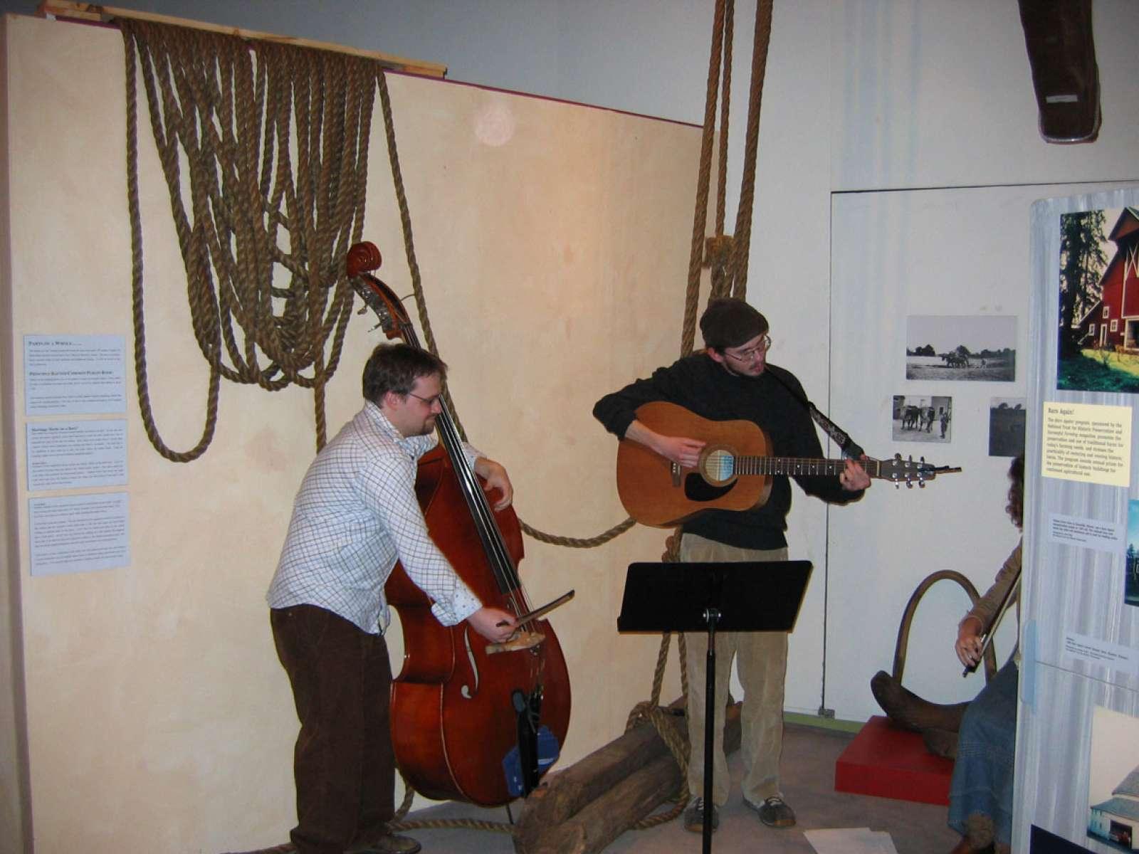 Barn Again Saco, Maine Musicians