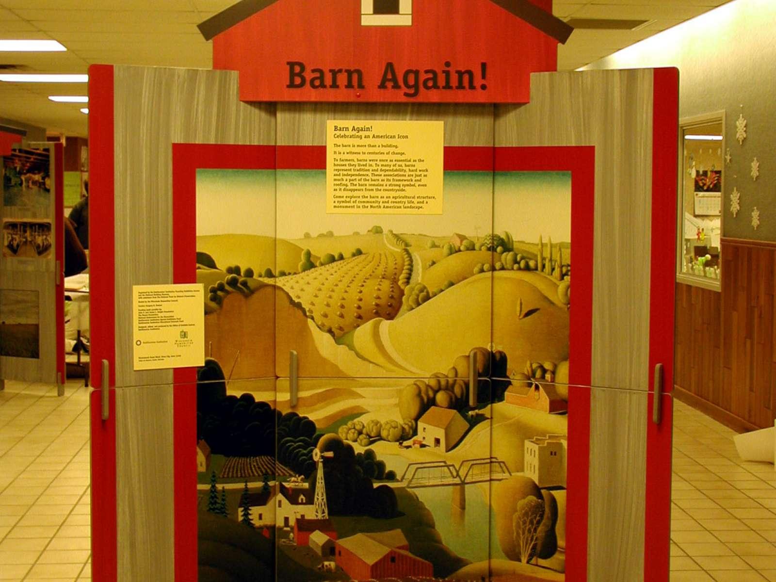 Barn Again Wisconsin