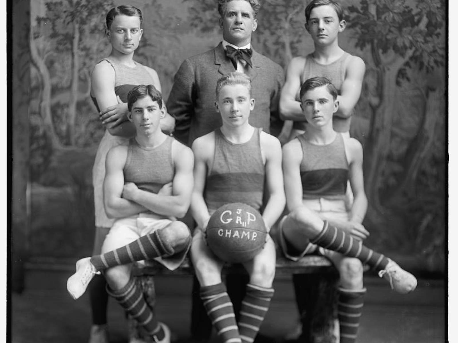 Georgetown Basketball, 1903