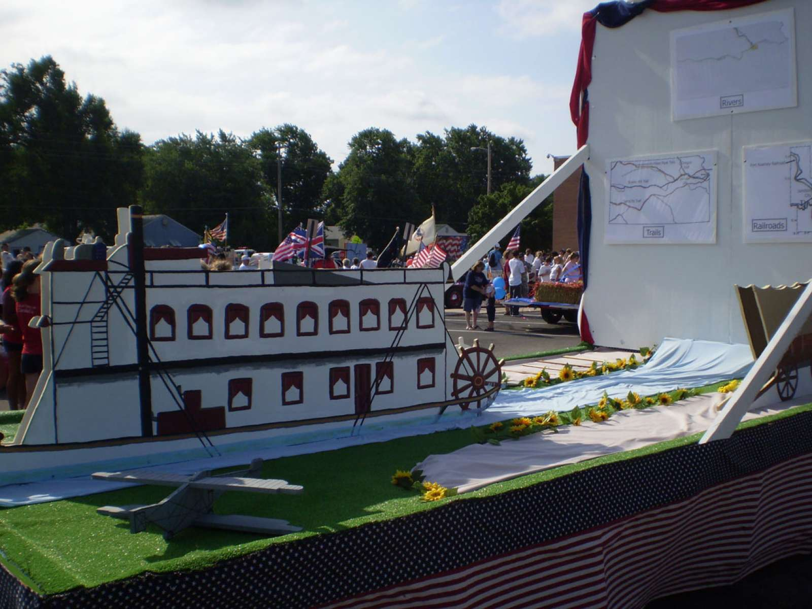 Junction City, Kansas 2009 Float