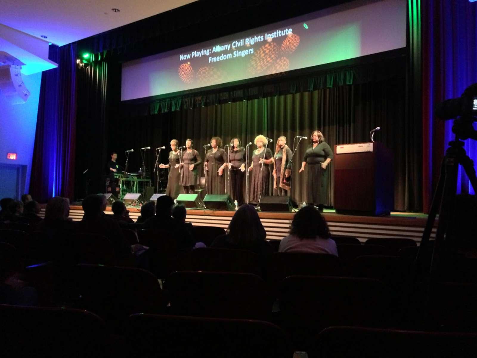New Harmonies at Woodruff Center, Atlanta