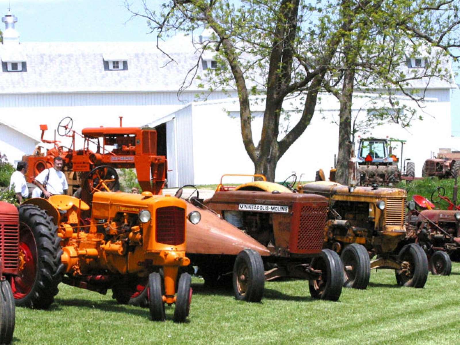 Nelson tractors