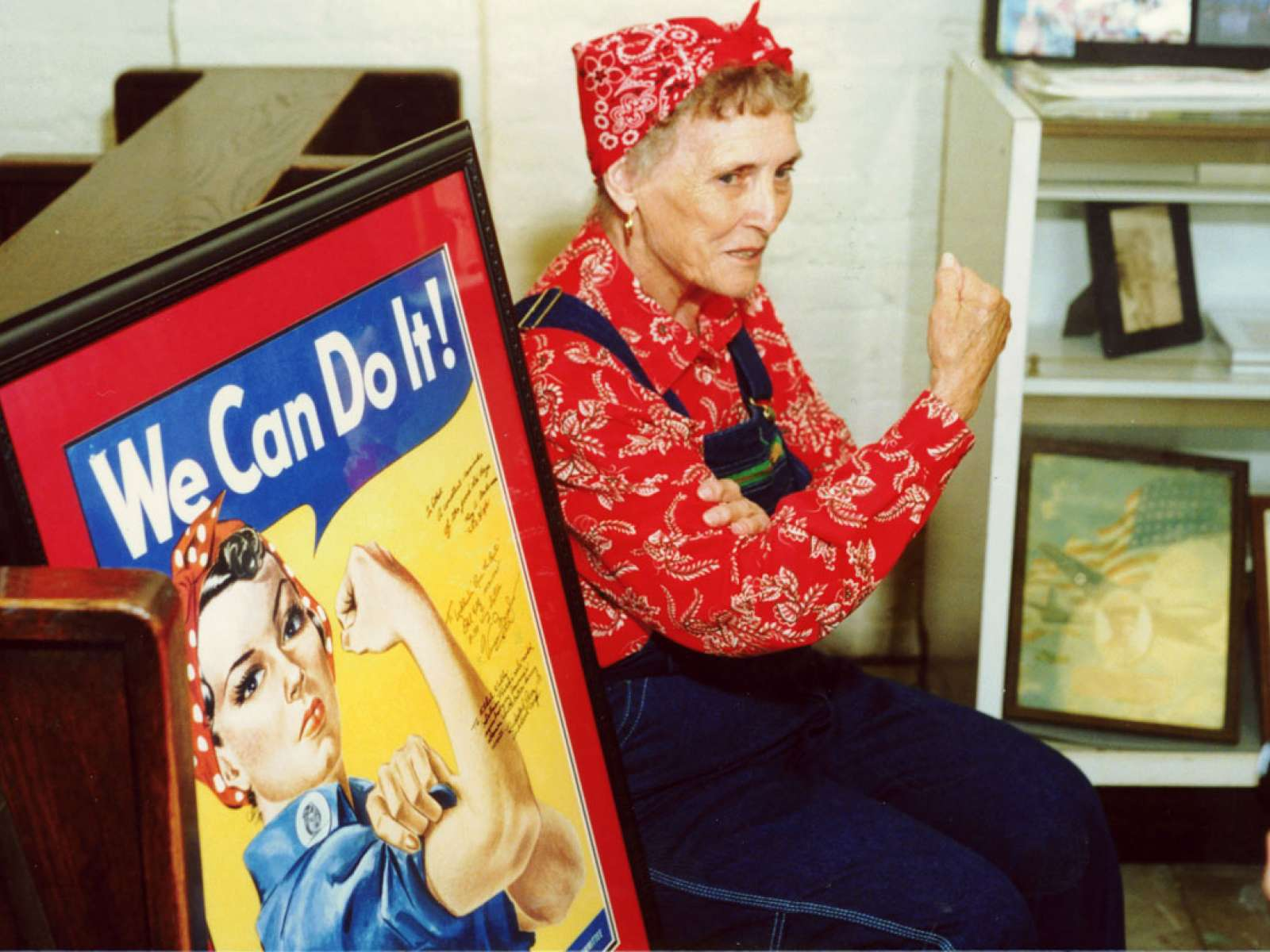 Produce for Victory: Rosie the Riveter in Meridian, Mississippi