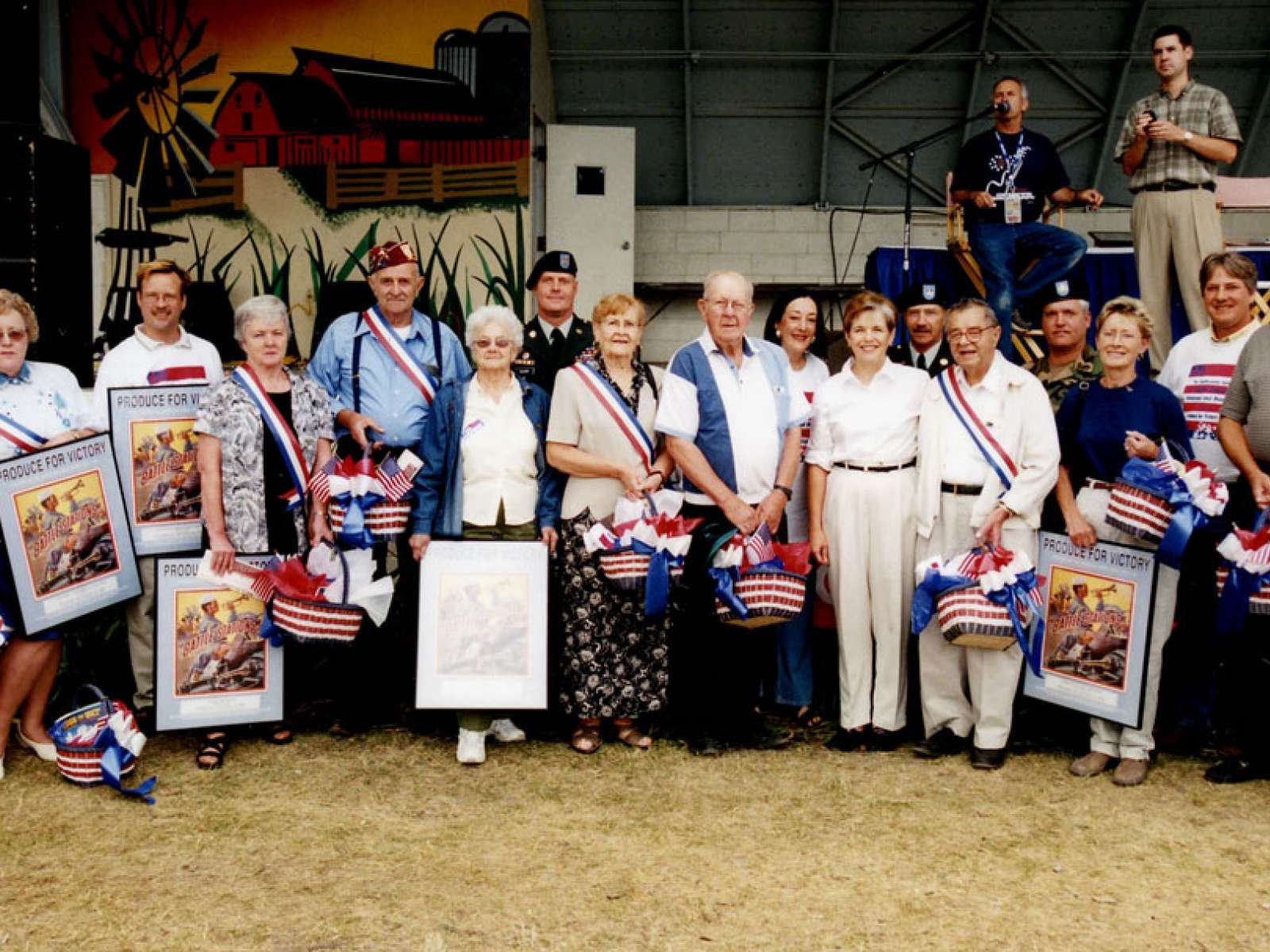 Produce for Victory, South Dakota State Fair