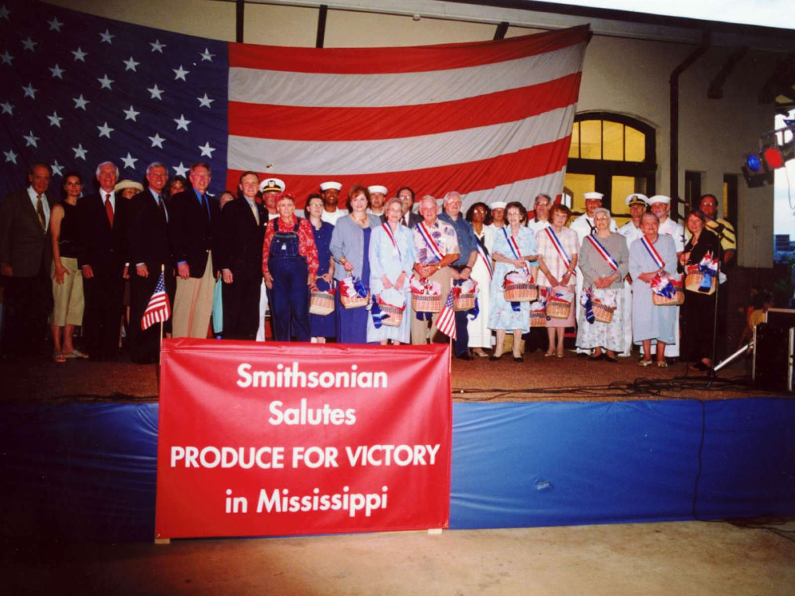 Produce for Victory: Opening Meridian, Mississippi