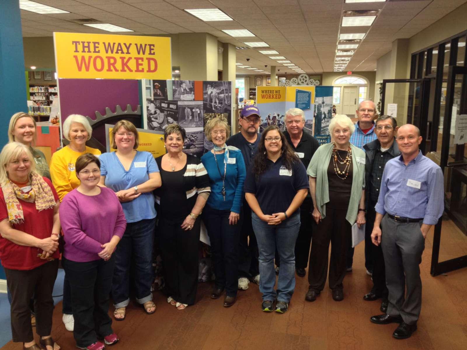 The Way We Worked: Jonesboro, Louisiana 2013