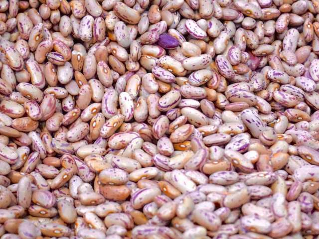 Black-eyed peas and pinto beans. Pexels