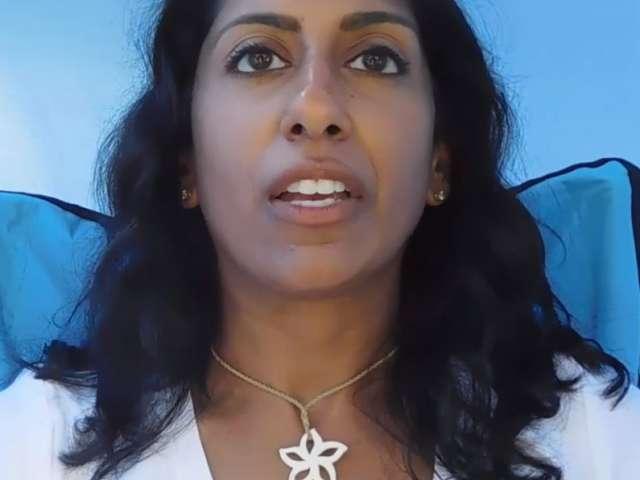 Anoushka talks about seaweed farming.