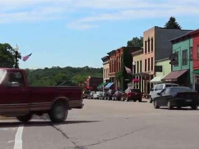Main Street Lanesboro