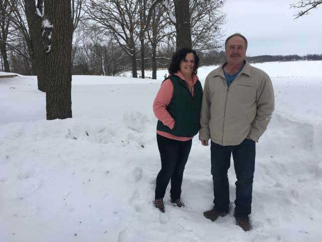 Mike and Gayle Dretch of Minnesota