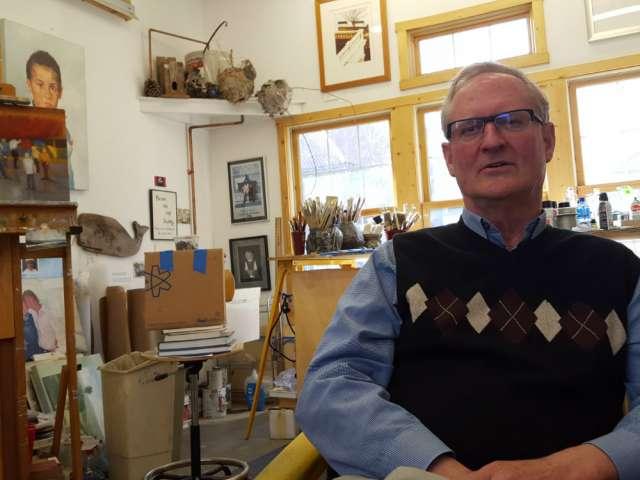 Art Kenyon of Red Wing, Minnesota.