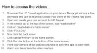 HP Reveal Instructions