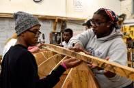 Rocking the Boat After-school Program, courtesy Taji Riley and Samantha Day Los Santos