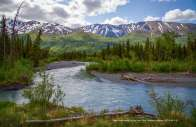 Eagle River, Alaska. Photo by Ron Lute. Flickr Creative Commons. Attribution Non-Commercial